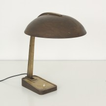 artdeco desk lamp, ca 1920