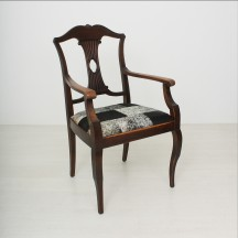 antique 20's armchair