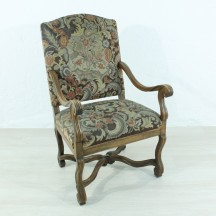 antique Jugendstil armchair, ca 1900