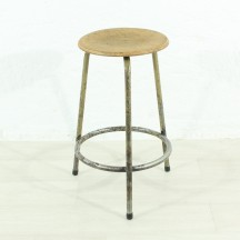 industrial working stool
