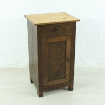antique nightstand, ca 1920