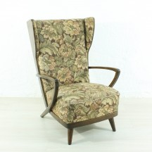original 50's wing chair