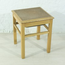 70's washing stool