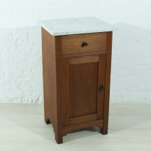 antique night stand, ca 1920