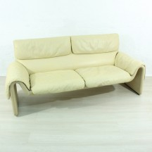 swiss leather couch for De Sede