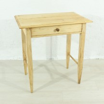 small antique desk / side table, ca 1900