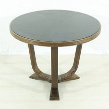 round 20s coffee table