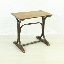 small side table, Thonet style, ca 1920