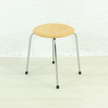 Stool by Egon Eiermann for Wilde & Spieth