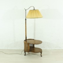 50s table floor lamp