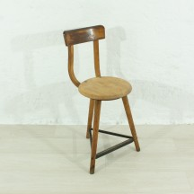 antique working chair