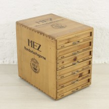 MEZ drawers cube