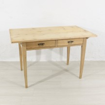 antique desk / dining table, ca 1900