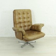 60s mid-century lounge chair / armchair