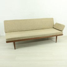 1950s Minerva Couch by P. Hvidt + O. Mølgaard-Nielsen for France & Son Denmark