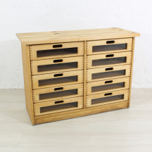 1970s chest of drawers for DUSYMA