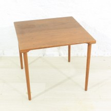 danish 60s mid-century side table by Hvidt and Nielsen for France and Son