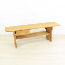 antique farmers bench, ca 1930