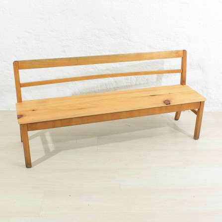 vintage children's bench, ca 1920